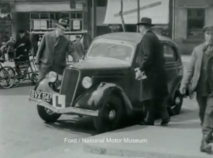 Driving Test 1935