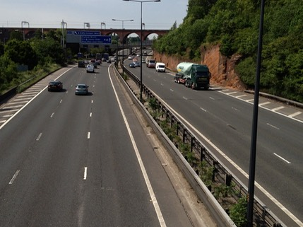 Motorway Driving Lessons Stockport